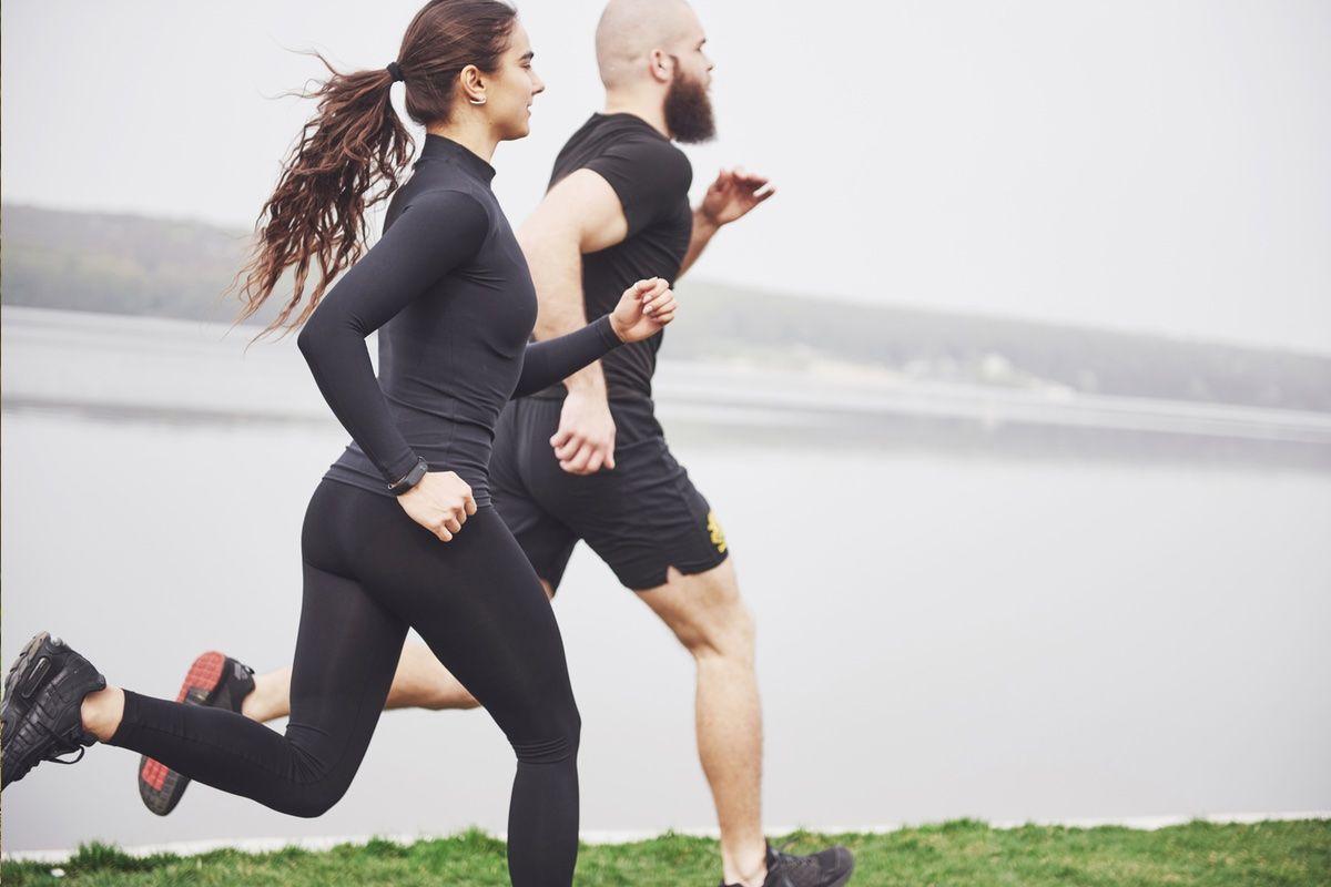 plantillas para runners